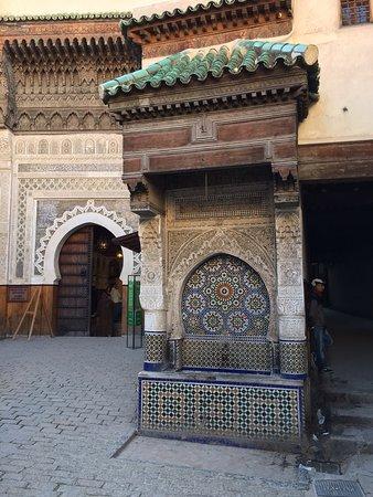 Cartoline da Fes, Marocco