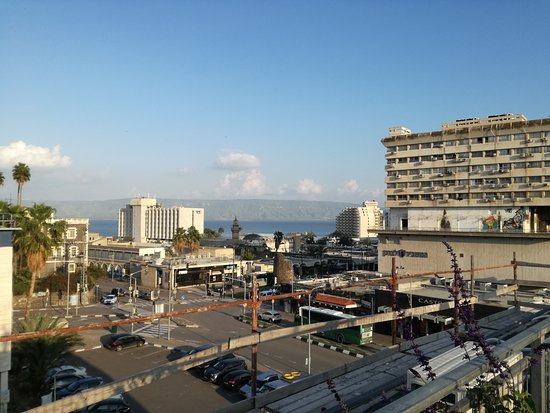 Tiberias Hostel Picture
