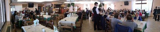 Ristorante La Vela: sala ristorante