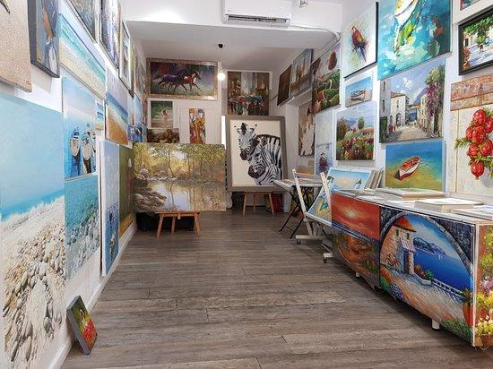 Sofokli Art Gallery