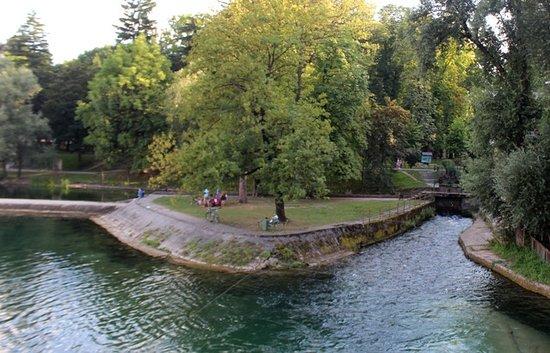 Bihac, Bośnia i Hercegowina: Gradski Park