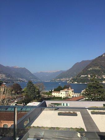Vue De La Ta Terrasse Picture Of Terrazza 241 Como