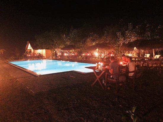 Happy Man Restaurant and Swimming pool