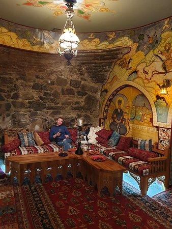 Душевный грузинский ресторан