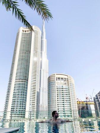 Sofitel Dubai Downtown.