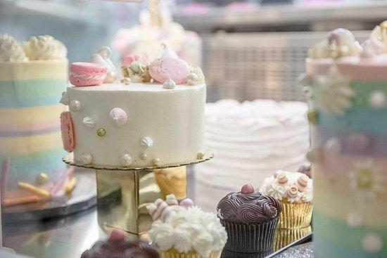 NY Cake Cafe: Macaron Cake