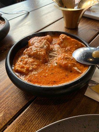 indisk mad herning