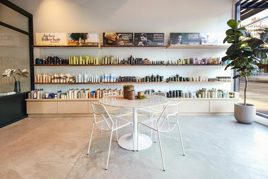 OVM Lifestyle Salon & Store: As AVEDA's lifestyle salon, we maintain full spectrum of AVEDA's hair, skin & body, and aircare products.