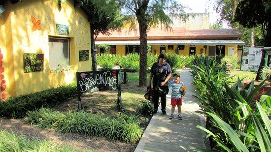 Chacra San Isidro Labrador: Ingresando a la chacra