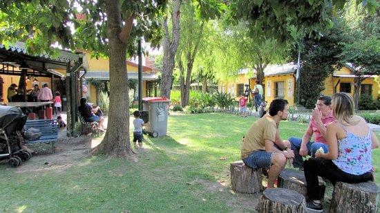 Chacra San Isidro Labrador: El lugar de reunion para el descanso