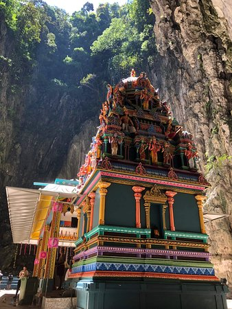Beautiful Batu Caves
