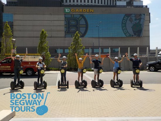 "THE #1 TOUR on#tripadvisorthat brings#familytogether & creates lasting#memories.#Boston#Segway#Tours""best way to see the city""😎www.bostonsegwaytours.net"