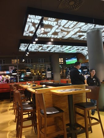Potrefena Husa Andel: Great restaurant and bar