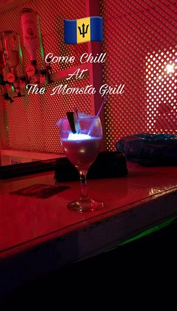 De Monsta Grill & Bar: What nice food and drinks Monsta Grill and Bar has