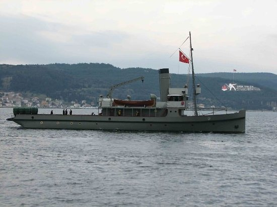 Canakkale Naval Museum