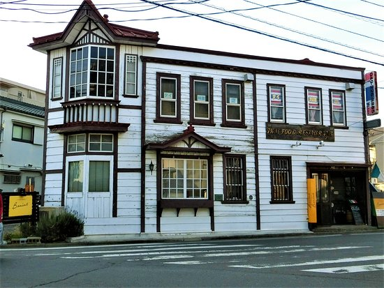 Kawamoku Hombujimushoto (Old Rokkenmachi Post Office)