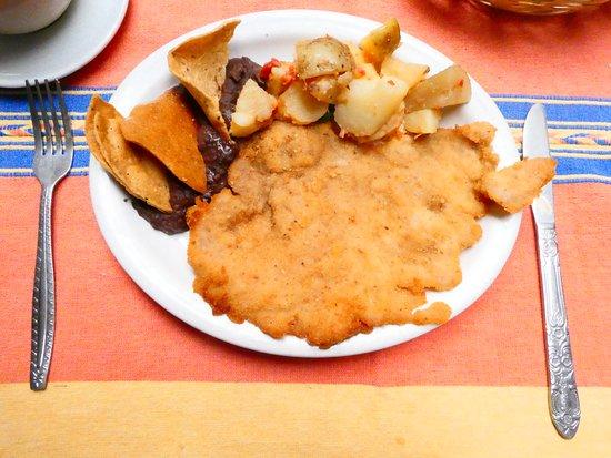 Restaurante El Antiguo Cazador: メイン料理