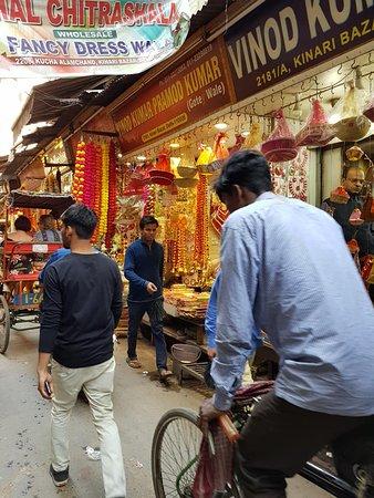 Old Delhi Half Day Small Group Tour: Delhi