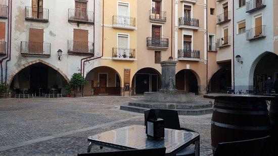 Plaza del Almudin