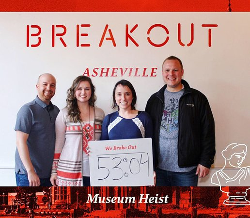 Breakout Games Asheville 2019 All You Need To Know