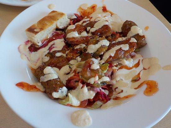 Kilim Cafe: Vegetarian option