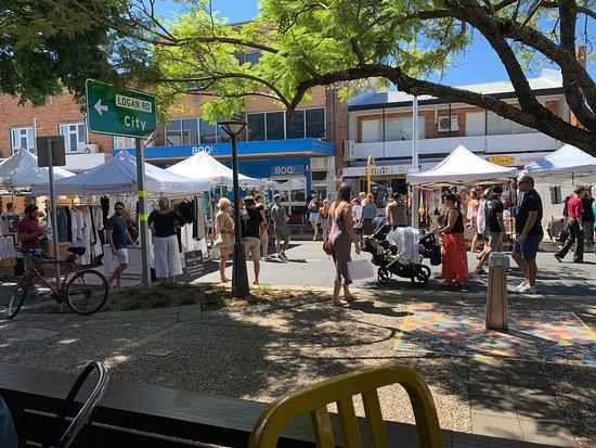Stones Corner Market