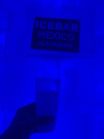 Ice Bar Photo