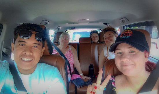 Yama Bali Tours Service: with Natalie Hurlock and family on March 2019