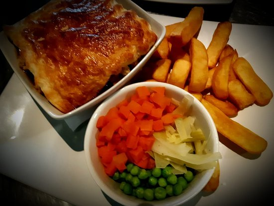 Clarkies Bar & Bistro: Specials Pie Night - Monday 5pm - 8.30pm