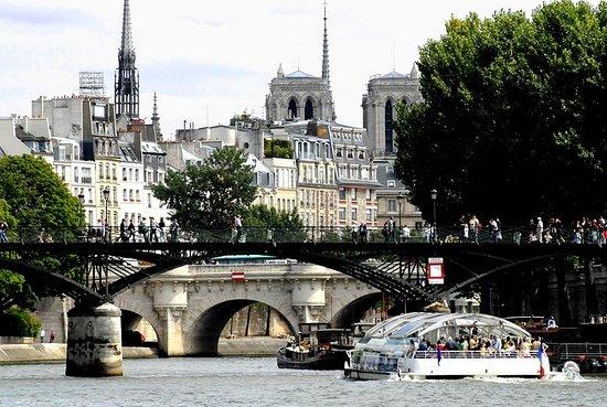 Excursão turística de um dia em Paris
