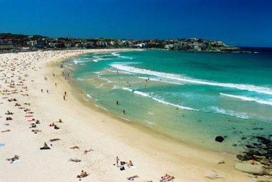 Sydney, Bondi Beach, and Kings Cross...