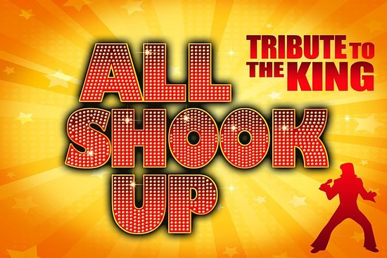 All Shook Up im Planet Hollywood...