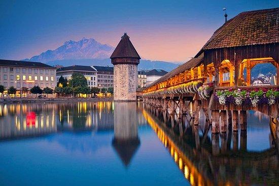 法兰克福14日最佳欧洲之旅:德国,法国,荷兰,比利时,卢森堡,捷克共和国,斯...