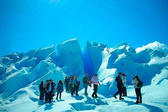 Excursão Big Ice pelo glaciar Perito...