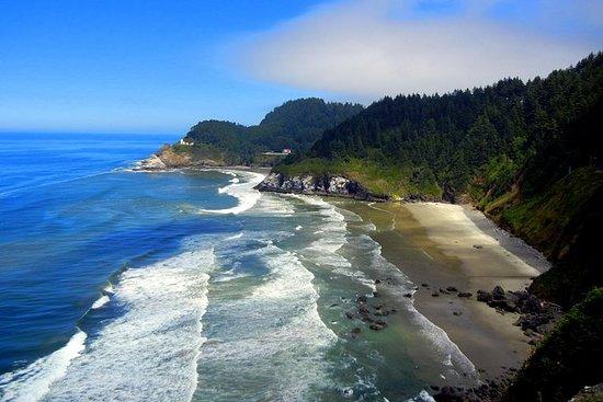 Oregon Coast Tour fra Portland