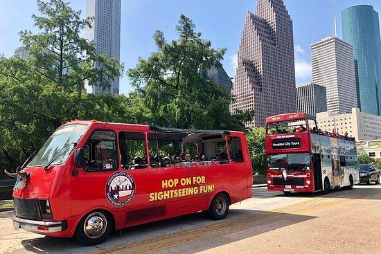 Houstons officielle hop-on...