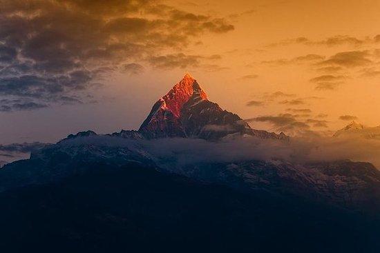 Sarangkot Sunrise Tour fra Pokhara