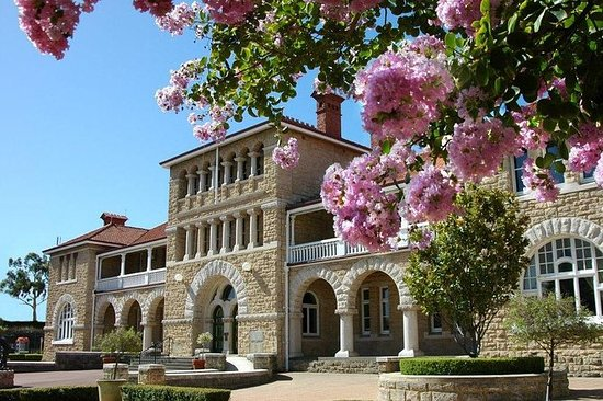 The Perth Mint: Excursão Patrimônio...