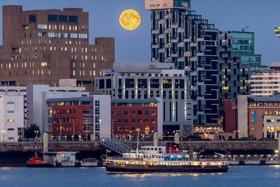 Liverpool Summer Evening Cruise on...