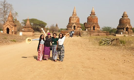 1.5 Days Awesome Bagan with Mar Mar!