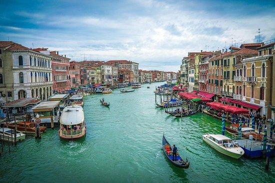 Salisburgo a Venezia Trasferimento