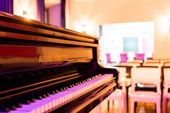 親密的華沙蕭邦音樂會,在蕭邦路上的一座古老建築內舉行