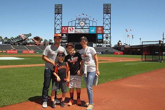 Behind-the-Scenes Ballpark Tour van ...