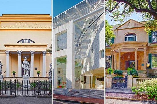 Jepson Center og Telfair Museums...