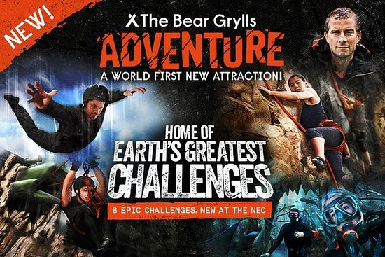 L'aventure Bear Grylls