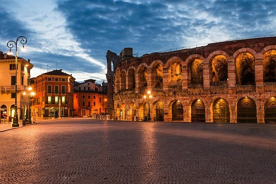 Rund um Italien: Verona 1 Tag...