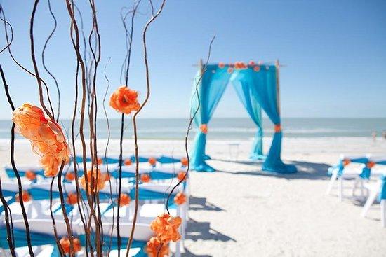 Paarhuwelijk op Goa Beach