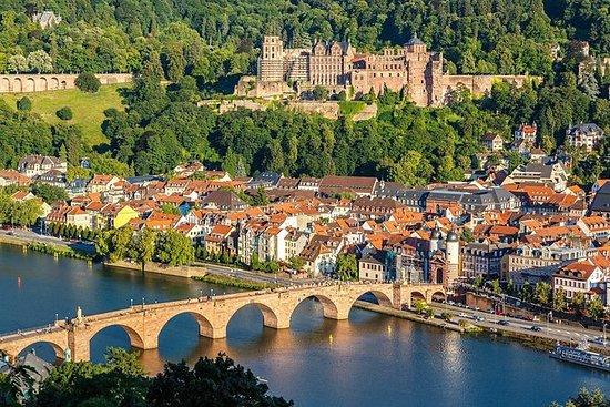 Heidelberg gamleby og slottstur