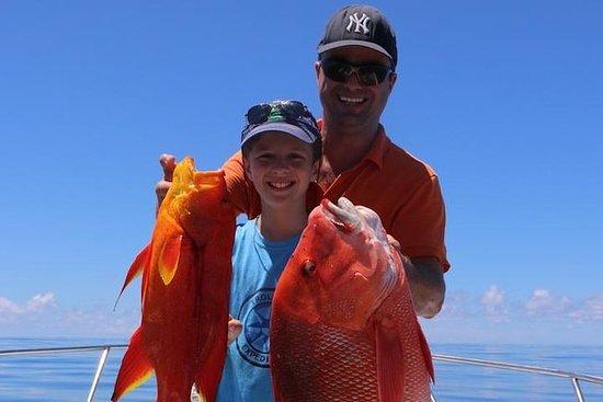 Medio dia de pesca
