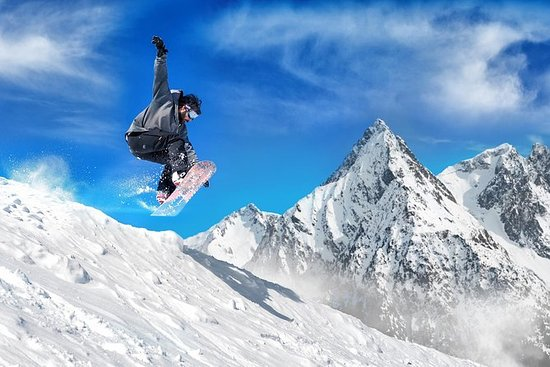 Snowboard Rental Package